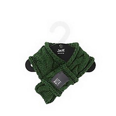 Câine Bandane & Pălării Îmbrăcăminte Câini Sport Solid Rosu Verde
