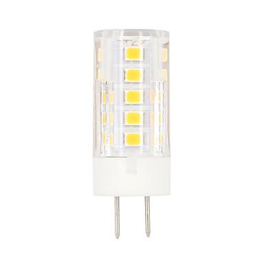 2w gy6.35 led bi-pin światła t 51 smd 2835 180-220 lm ciepły biały / chłodny whitedecorative ac / dc 12 v 1 szt