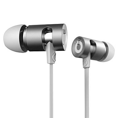 DZAT DR-10 Στο αυτί Ενσύρματη Ακουστικά Κεφαλής Δυναμικός Aluminum Alloy Κινητό Τηλέφωνο Ακουστικά Με Μικρόφωνο HIFI Ακουστικά