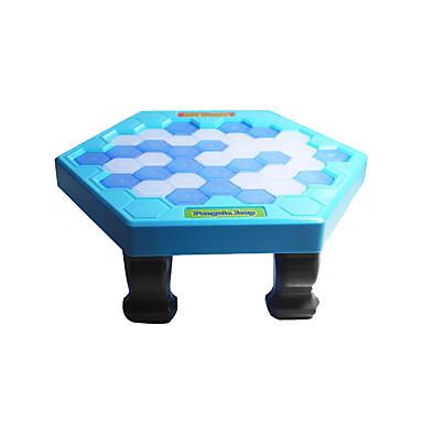أحجار البناء ألعاب تربوية مخفف الضغط ألعاب البطريق حداثة بلاستيك للأطفال قطع
