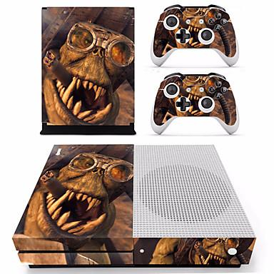 B-SKIN XBOX ONE  S PS / 2 Naklejka/skórka - Xbox One S Zabawne Bezprzewodowy #