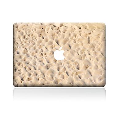 1 piesă Rezistent la Zgârieturi Culoare solida Plastic Transparent Autocolant Corp Model PentruMacBook Pro 15'' with Retina MacBook Pro