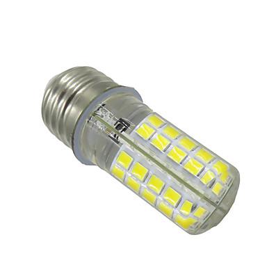 1 buc 5W 400-500 lm E14 G9 E26/E27 BA15d Becuri LED Bi-pin T 80 led-uri SMD 5730 Intensitate Luminoasă Reglabilă Decorativ Alb Cald Alb