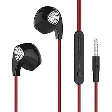uiisii u1 kuulokkeet langallinen nappikuulokkeet kuulokkeet kuulokkeet mikrofonilla stereo corded headset