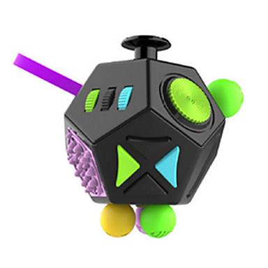 Rubik küp Pürüzsüz Hız Küp Sihirli Küpler Stres Gidericiler Yenilikçi Dörtgen Yeni Yıl Çocukların Günü Hediye