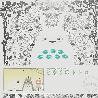 Enemmän lisävarusteita Innoittamana Naapurini Totoro Cosplay Paperi 12 CM Malli lelut Doll Toy
