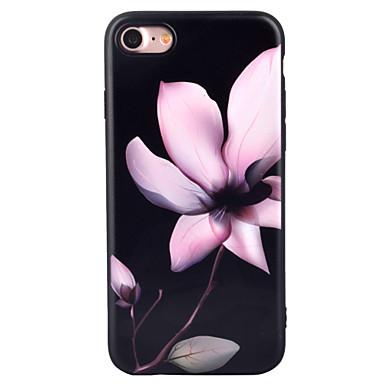 من أجل iPhone X إفون 8 أغط / كفرات نموذج غطاء خلفي غطاء زهور ناعم TPU إلى Apple iPhone X iPhone 8 Plus iPhone 8 فون 7 زائد فون 7 iPhone