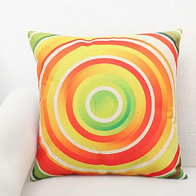 1 szt Poliester Pokrywa Pillow,Wzory graficzne Akcent / Decorative