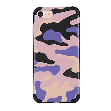 Na Wzór Other Kılıf Etui na tył Kılıf Moro Twarde PC na Apple iPhone 7 Plus iPhone 7 iPhone 6s Plus/6 Plus iPhone 6s/6