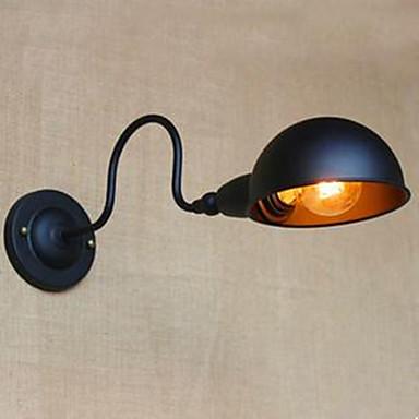 Ρουστίκ/Εξοχικό Λαμπτήρες τοίχου Για Μέταλλο Wall Light 110-120 V 220-240 V 40W