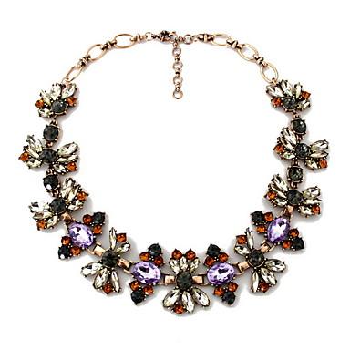 Damskie Pasemka Naszyjniki Biżuteria Biżuteria Kamień szlachetny Stop Modny Osobiste euroamerykańskiej Europejski Biżuteria NaImpreza