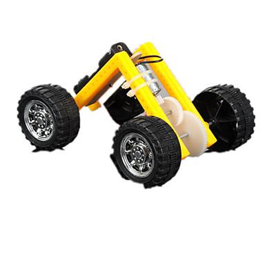 Jucării pentru mașini Jucării Încărcate Solar Jucării Teleghidate Jucarii Mașină Telecomandă Reparații Plastic MetalPistol Băieți Bucăți