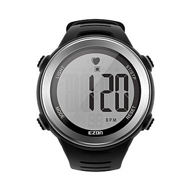 Slim horloge Waterbestendig Sportief Hartslagmeter Wekker Bluetooth 4.0 Geen Sim Card Slot