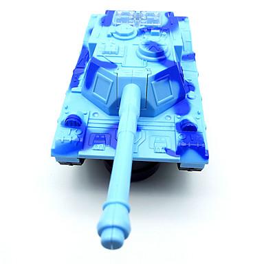 Jucării pentru mașini Jucarii Vehicul Militar Jucarii Sclipire Ήχος Electric Rezervor Cauciuc Bucăți Băieți Fete Cadou