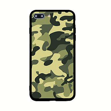 Etui Käyttötarkoitus Apple Kuvio Takakuori Armeijatyyli Kova Akryyli varten iPhone 7 Plus iPhone 7 iPhone 6s Plus iPhone 6 Plus iPhone 6s