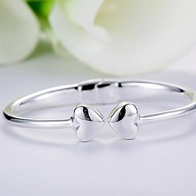 Bilezikler Doğa minimalist tarzı Som Gümüş Animal Shape Mücevher Kelebek Mücevher Uyumluluk