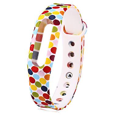 حزام إلى Mi Band Xiaomi عصابة الرياضة مطاط شريط المعصم