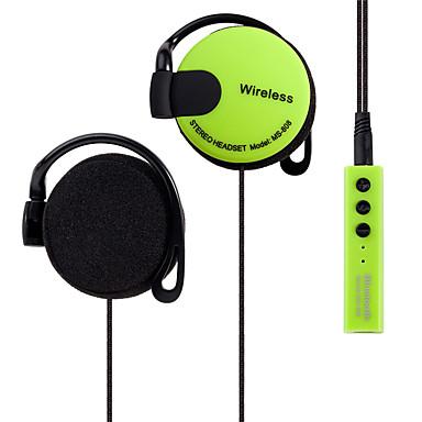 Słuchawki bluetooth 4,0 metalu magnetycznego bluetooth słuchawki stereo anulowanie hałasu słuchawki bezprzewodowe dla telefonu komórkowego