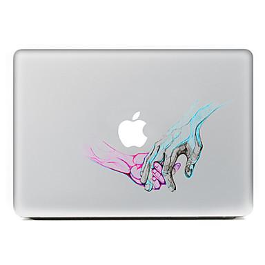 1 قطعة ملصق البشرة إلى مقاومة الحك رسم زيتي نموذج PVC MacBook Pro 15'' with Retina MacBook Pro 15'' MacBook Pro 13'' with Retina MacBook