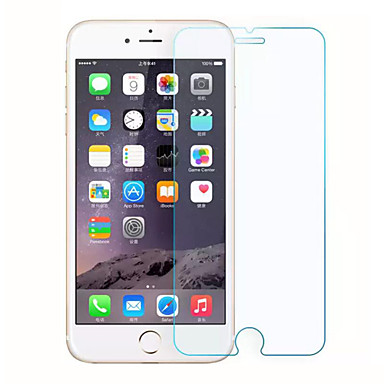voordelige iPhone 6s / 6 screenprotectors-AppleScreen ProtectoriPhone 6s High-Definition (HD) Voorkant screenprotector 2 pcts Gehard Glas / iPhone 6s / 6 / 9H-hardheid / Ultra dun