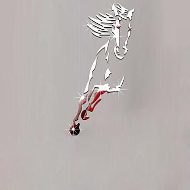 حيوانات ملصقات الحائط لواصق لواصق حائط مزخرفة, الفينيل تصميم ديكور المنزل جدار مائي جدار