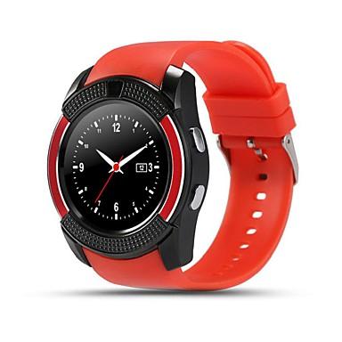 yyv8 akıllı bilezik / akıllı saat / etkinlik trackerlong bekleme / pedometreler / nabız / çalar saat / mesafe izleme