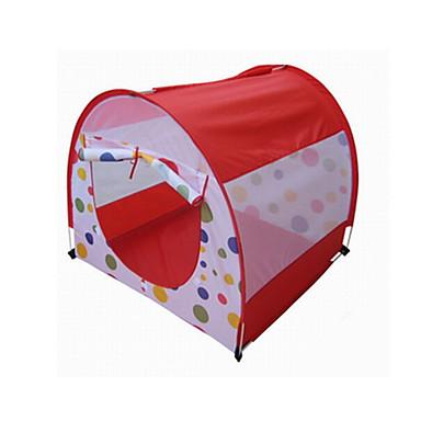 Namioty i tunele do zabawy Zabawy w odgrywanie ról Zabawki Okrągły Zabawne Nylon Dla chłopców Dla dziewczynek Sztuk