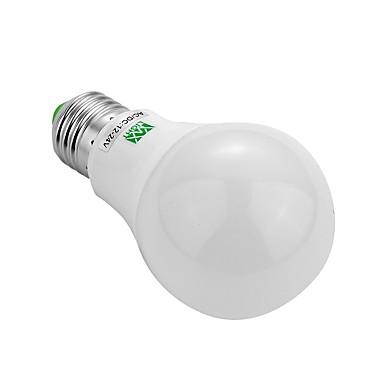YWXLIGHT® 1pc 5 W 400-500 lm E26 / E27 Ampoules Globe LED 10 Perles LED SMD 5730 Décorative Blanc Chaud / Blanc Froid 12-24 V / 12 V / 1 pièce / RoHs