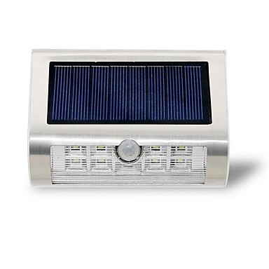 güneş enerjili pir hareket sensörü 9 led duvar ışık açık güvenlik ışıkları gece ışıkları
