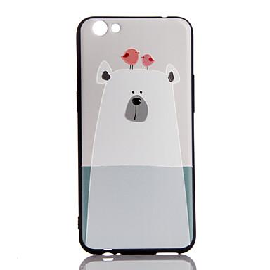Varten Ultraohut Kuvio Etui Takakuori Etui Piirros Pehmeä TPU varten Apple iPhone 7 Plus iPhone 7 iPhone 6s Plus/6 Plus iPhone 6s/6