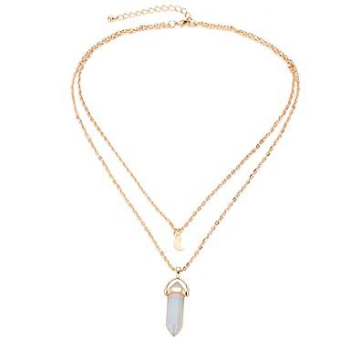 Καρδιά Βίντατζ Euramerican Κρεμαστά Κολιέ Συνθετικό Diamond Κρύσταλλο Κράμα Κρεμαστά Κολιέ , Πάρτι Γενέθλια Καθημερινά Causal
