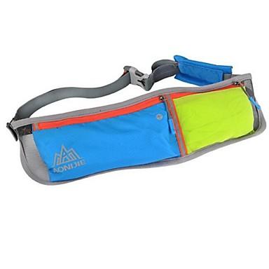 Pachete de Talie Curea Husă pentru Sporturi de Agrement Ciclism/Bicicletă Camping & Drumeții Fitness Voiaj Alergat Jogging Αθλητική τσάντα