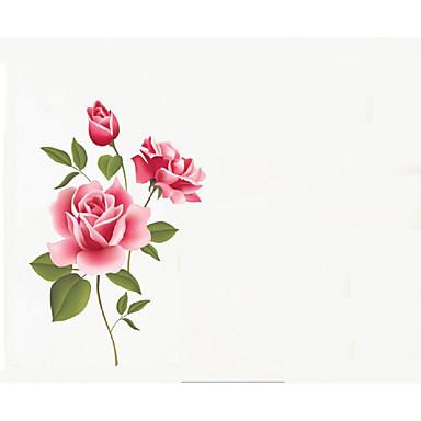 النباتية المزين بالأزهار مناظر الطبيعية مربع ملصقات الحائط لواصق حائط الطائرة ملصقات الحائط على السبورة لواصق حائط مزخرفة لواصق الزفاف,