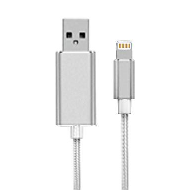 ieftine USB Flash Drives-luv MFI de mere u certificat unitate flash disc cu încărcare 32g cablu