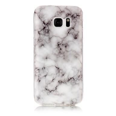 غطاء من أجل Samsung Galaxy S7 edge S7 IMD نموذج غطاء خلفي حجر كريم ناعم TPU إلى S7 edge S7 S6 edge S6 S5 S4 S3