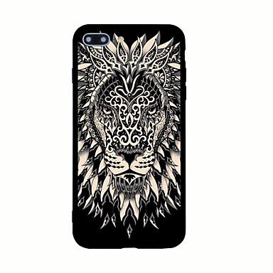 Kılıf Na Apple iPhone X iPhone 8 Wzór Czarne etui Rysunek Twarde Akrylowy na iPhone X iPhone 8 Plus iPhone 8 iPhone 7 Plus iPhone 7