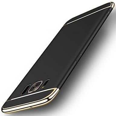 Недорогие Чехлы и кейсы для Galaxy S-Кейс для Назначение SSamsung Galaxy S8 Plus / S8 Покрытие / Матовое Кейс на заднюю панель Однотонный Твердый ПК