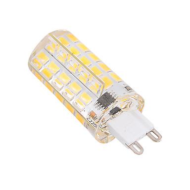 BRELONG® 6W 550-600lm G9 E26 / E27 أضواء LED ذرة T 80 الخرز LED SMD 5730 تخفيت ديكور أبيض دافئ أبيض كول 110-130V 220-240V