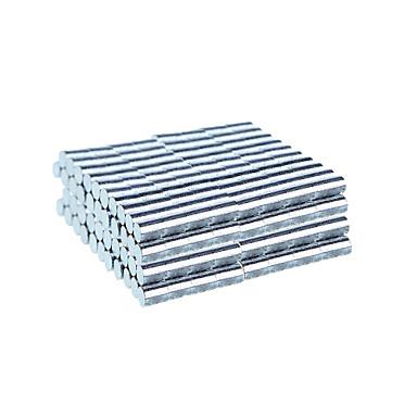 Mıknatıslı Oyuncaklar Neodymium Mıknatıs 1000 Parçalar 2*3mm Oyuncaklar Manyetik Silindirik Hediye