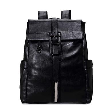 carwaluu 15.6 inch saci de laptop geanta din piele PU calculator umăr