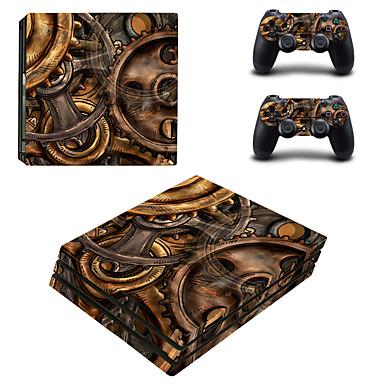 B-SKIN PS4 pro Αυτοκόλλητο - PS4 Prop Πρωτότυπες #