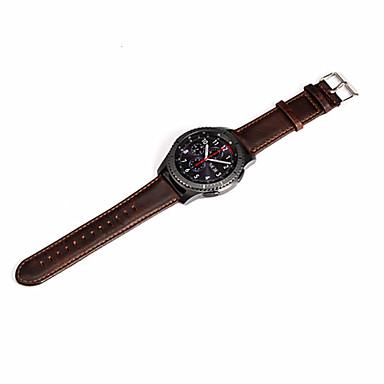 Samsung S3 bieg klasyczny / pionierskich Skóra Watch Band paskiem