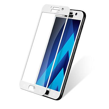 Screen Protector Samsung Galaxy na A3 (2017) Szkło hartowane 1 szt. Folia ochronna ekranu Przeciwwybuchowy 2.5 D zaokrąglone rogi