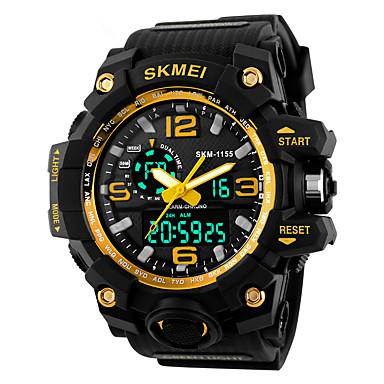 זול שעונים חכמים-חכמים שעונים YY1155 ל המתנה ארוכה / עמיד במים / רב שימושי שעון עצר / Alarm Clock / כרונוגרף / לוח שנה / > 480