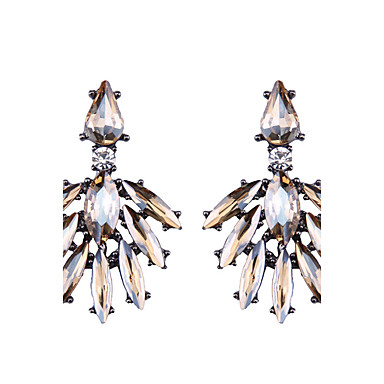 Γυναικεία Κρεμαστά Σκουλαρίκια Κοσμήματα Μοντέρνα Βοημία Style Euramerican Συνθετικοί πολύτιμοι λίθοι Κοσμήματα Κοσμήματα Για Γάμου Πάρτι