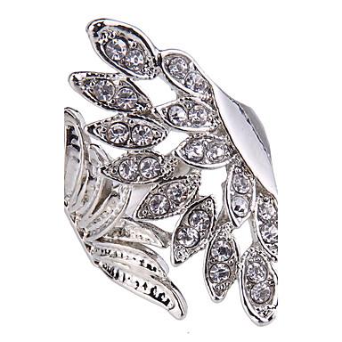 Kadın's Yüzük Mücevher Moda Euramerican Sentetik Taşlar Mücevher Mücevher Uyumluluk Özel Anlar