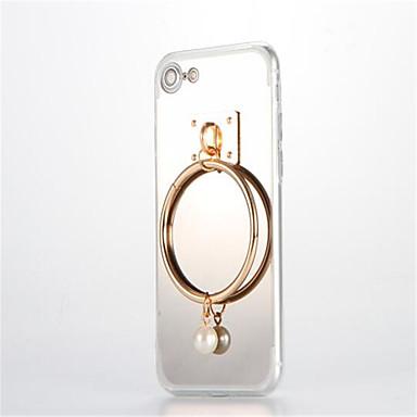 إلى مرآة اصنع بنفسك غطاء غطاء خلفي غطاء لون صلب قاسي أكريليك إلى Apple فون 7 زائد فون 7 iPhone 6s Plus iPhone 6 Plus iPhone 6s أيفون 6