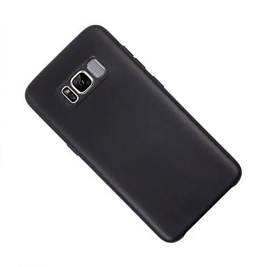 Etui Käyttötarkoitus Samsung Galaxy S8 Plus S8 Ultraohut Takakuori Yhtenäinen väri Pehmeä TPU varten S8 S8 Plus