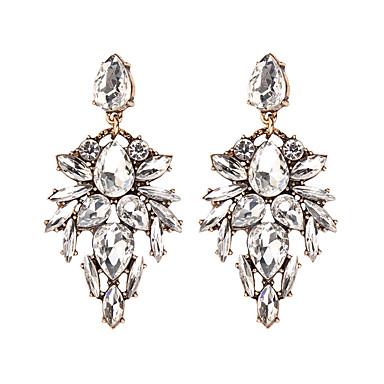 Damskie Kolczyki wiszące Biżuteria Modny Postarzane euroamerykańskiej Kamień szlachetny Biżuteria Biżuteria Na Ślub Impreza Specjalne