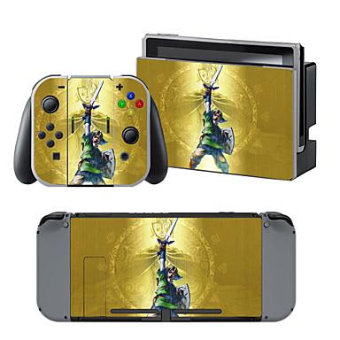 B-SKIN 任天堂 Switch/NS Çıkarmalar Uyumluluk Nintendo Anahtarı,Vinil Çıkarmalar Portatif Yenilikçi #